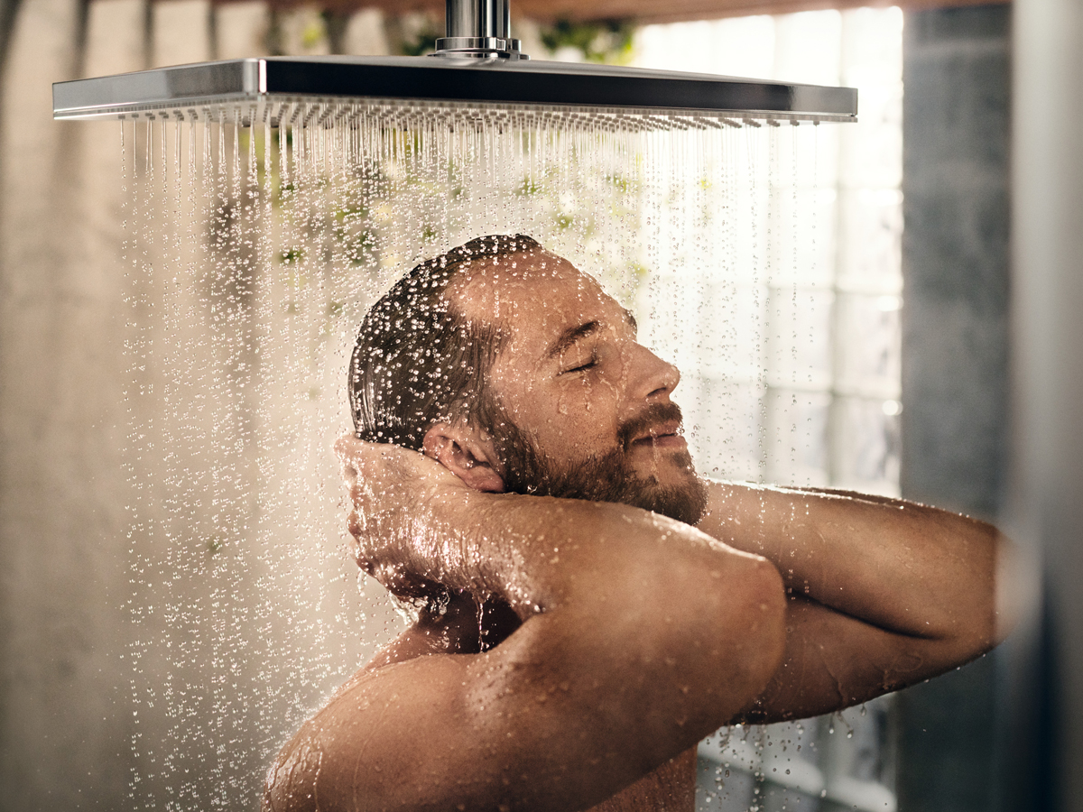 Taps and mixers for bathrooms, showers and kitchens | hansgrohe ZA