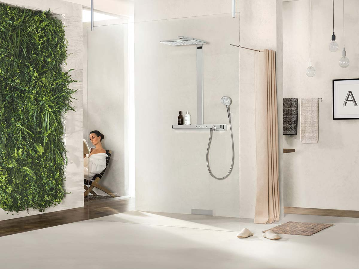 Bathroom design made easy: creative ideas & trends | hansgrohe ZA